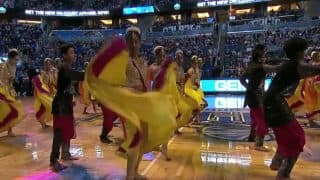 Baahubali Song Saahore Performed by Fans at an NBA Match in Florida in This Viral Video