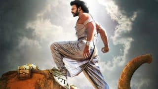 Prabhas' Baahubali 2 Stunt With Elephant Tried By Youth Goes Horribly Wrong - Watch Video To See What Happened