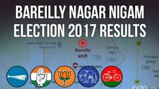 Bareilly Nagar Nigam Election 2017 Results News Updates: Umesh Gautam to be The New Mayor