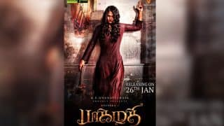 Bhaagamathie Release Date Out: Anushka Shetty's Film To Clash With Akshay Kumar's Padman On January 26, 2018
