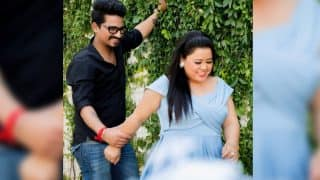 Bharti Singh And Haarsh Limbachiyaa Gives Us A Sneak Peek Into Their Upcoming Wedding Web Series