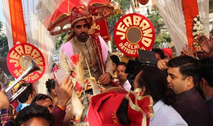 भुवनेश्वर कुमार अपनी शादी में शामिल होने के लिए टेस्ट सीरीज से हट गए हैं. फोटो क्रेडिट: instagram