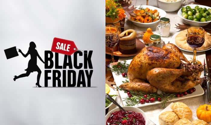 Thanksgiving sets record for online sales