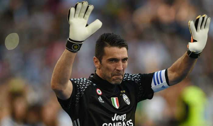 File image of Gianluigi Buffon.