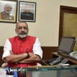 Begusarai: Incensed Over 'Discrimination' in Flood Relief Actions, Giriraj Singh Lashes Out at Official | Watch
