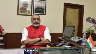 Giriraj Singh Says Indian Muslims Descendants of Lord Ram, Welcomes Shia Waqf Board's Proposal on Ram Temple