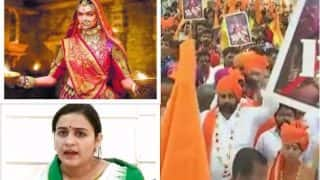 Opinion: Aparna Yadav Dancing to 'Ghoomar' Brings Padmavati Row Back to Limelight; Irks Karni Sena