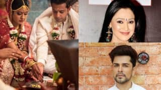 Vatsal Sheth-Ishita Dutta Married, Piyush Sahdev Arrested For Rape, Disha Vakani Blessed With A Baby Girl - Television Week In Review
