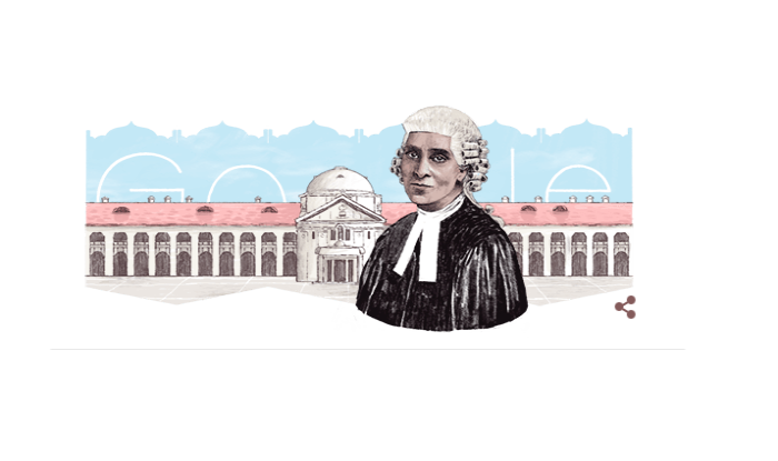 Google Doodle Pays Tribute To Cornelia Sorabji, India's First Female Advocate