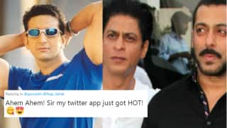 BJP Spokesperson Gaurav Bhatia Ready to Give Shah Rukh and Salman Khan a Run for Their Money With New Profile Picture