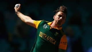 Dale Steyn Ruled Out of South Africa's Opening World Cup Fixture