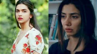 Deepika Padukone REACTS To Ranbir Kapoor's Alleged Girlfriend Mahira Khan's Verna Ban Controversy