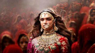 Padmavati : Twitterati Is In Love With Deepika Padukone's Powerful Look In The New Poster