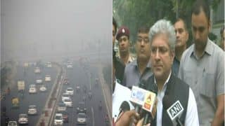 Delhi Air Pollution: Odd-Even Has Been Called Off For Now, Says Transport Minister Kailash Gehlot