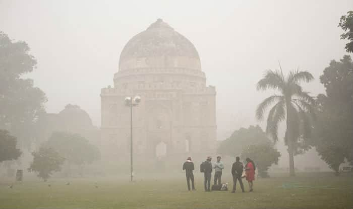Capital's air quality once again 'very poor