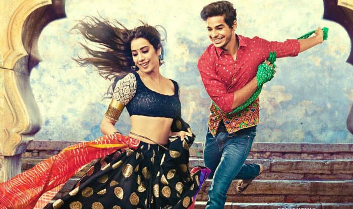 Introducing Janhvi Kapoor and Ishaan Khatter in Dharma Productions' film Dhadak