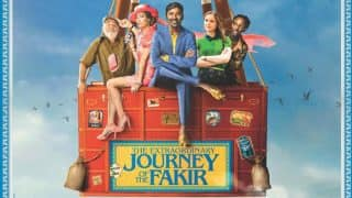 The Extraordinary Journey Of The Fakir Poster: Dhanush Looks Dapper In His Hollywood Debut Film