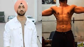 Diljit Dosanjh's Shirtless Picture Is Giving Us Fitness Goals