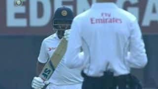 India vs Sri Lanka, 1st Test: Dilruwan Perera's DRS Moment Creates Controversy