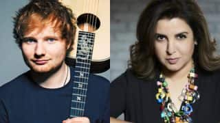 Ed Sheeran Concert: Farah Khan To Host A Grand Welcome Party With Deepika Padukone, Alia Bhatt, Katrina Kaif
