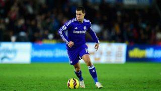 English Premier League 2017-18: Eden Hazard Nets Brace as Chelsea Thrash West Bromwich