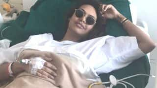 Esha Gupta Posts Picture From Hospital Bed, Slays Her Unwell Look With Style