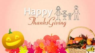 Make Thanksgiving Even Happier For Your Loved Ones With These Warm Wishes