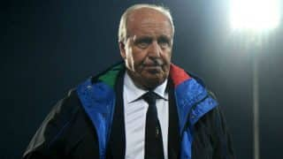 Italian Soccer Federation Sacks National Coach Gian Piero Ventura After Italy Fails to Qualify for FIFA 2018 World Cup