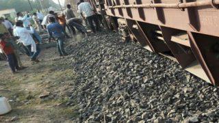 Goods Train Derails in Madhya Pradesh; Damoh-Katni Rail Route Affected