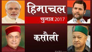 हिमाचल चुनाव: कसौली विधानसभा सीट रिजर्व, इस बार बीजेपी के लिए जीतना मुश्किल