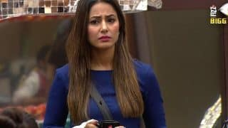 Bigg Boss 11: Hina Khan To Get Called To A Secret Room Instead Of Getting Evicted?