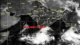 Cyclone Ockhi: Heavy Rainfall, Strong Winds to Hit Kerala, Tamil Nadu and Lakshadweep Islands Over Next 24 Hours