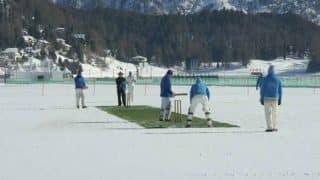 St. Moritz Ice Cricket: Abdul Razzaq, Dwayne Bravo Roped In For First Edition of Tournament in Switzerland