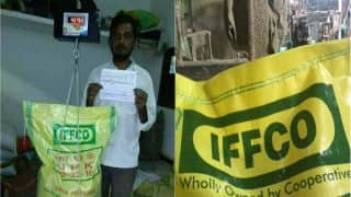 Farmer Accuses IFFCO of Selling Less Urea in Sealed Bag; Farmers Cooperative Refutes Charge