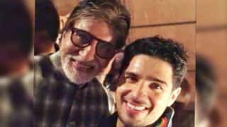 After Akshay Kumar, Sidharth Malhotra Expresses his Love For Amitabh Bachchan With This Adorable Message at IFFI 2017
