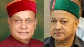 Himachal Pradesh Assembly Elections 2017: Key Candidates in The Fray