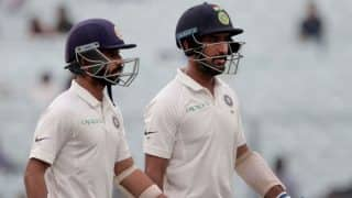 India vs Sri Lanka, 1st Test: SL Put Hosts in Trouble Before Rain Washes Out Day 2
