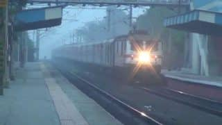 Delhi: 33 Trains Delayed, Five Rescheduled And Three Cancelled Due To Low Visibility