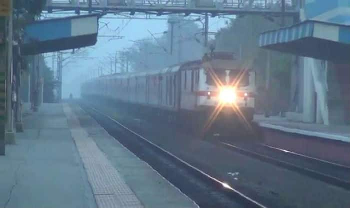 The Railways is also planning to provide sufficient walkie-talkie sets to the crew and station staff. (Image: YouTube Grab)