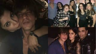 Shah Rukh Khan, Katrina Kaif, Karan Johar: Check Out INSIDE Pics Of Farah Khan's Party For Ed Sheeran