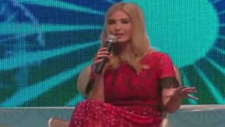 Ivanka Trump at GES'17: Women Want to Work And They Need to Work