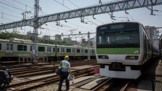 Japanese Rail Company Issues Apology After Train Leaves 20 Seconds Early