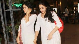 Janhvi Kapoor - Ishaan Khatter's Dhadak Posters Call For Stressful Times For Sara Ali Khan