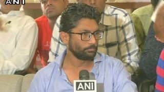 Jignesh Mevani Claims Threat to His Life, Says BJP, RSS Can Kill Him