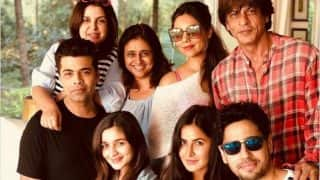 Shah Rukh Khan Admits To Lagging Behind His Contemporaries In Terms Of Box Office Success