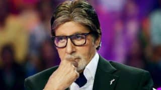 Amitabh Bachchan's Car Involved In An Accident On His Way Back From Kolkata Film Festival; Is Safe Now
