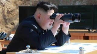 North Korea Tests 'Tactical' Weapon Amid Denuclearisation Talks With US