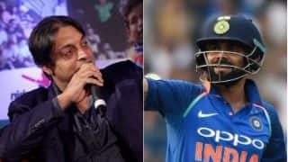 Virat Kohli, Shoaib Akhtar Praising Each Other is One of The Best Things About India-Pakistan Cricket