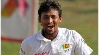 कोलकाता टेस्ट: टीम इंडिया पर लकमल का कहर- 6 ओवर, सभी मेडन, तीन विकेट