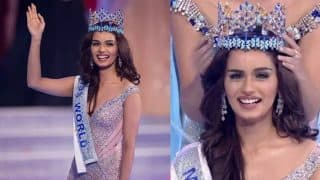 Manushi Chhillar is Miss World 2017, Priyanka Chopra, Sushmita Sen, Narendra Modi and Other Celebrities Send Their Wishes